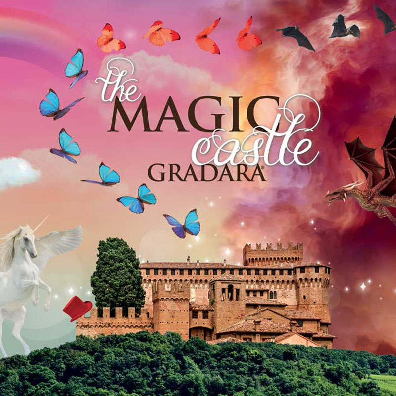 5 – 8 agosto The Magic Castle Gradara, l'evento più atteso dell'estate